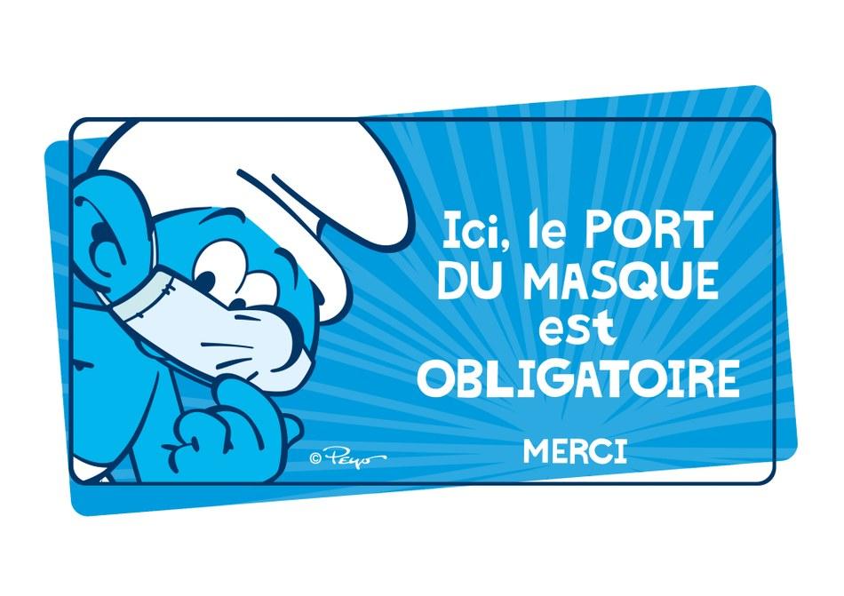 masque obligatoire imps
