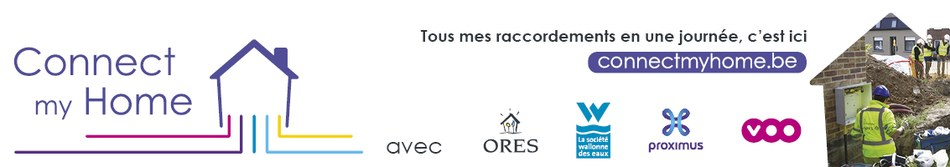 Ores connect my home