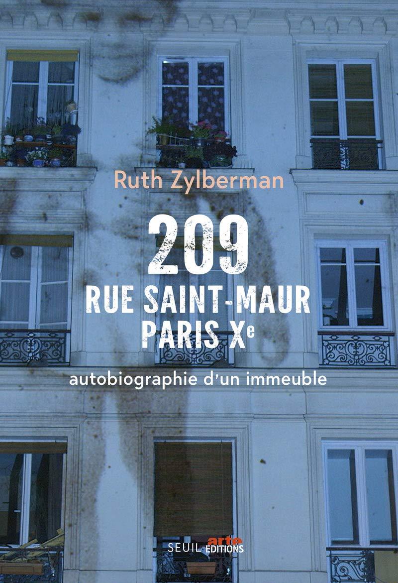 209 rue Saint-Maur, Paris Xe