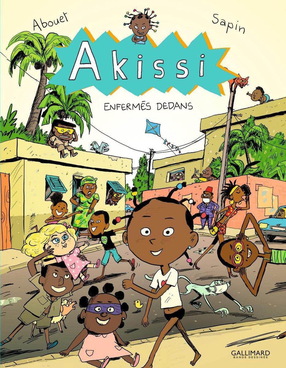 Akissi t.10 : enfermés dedans