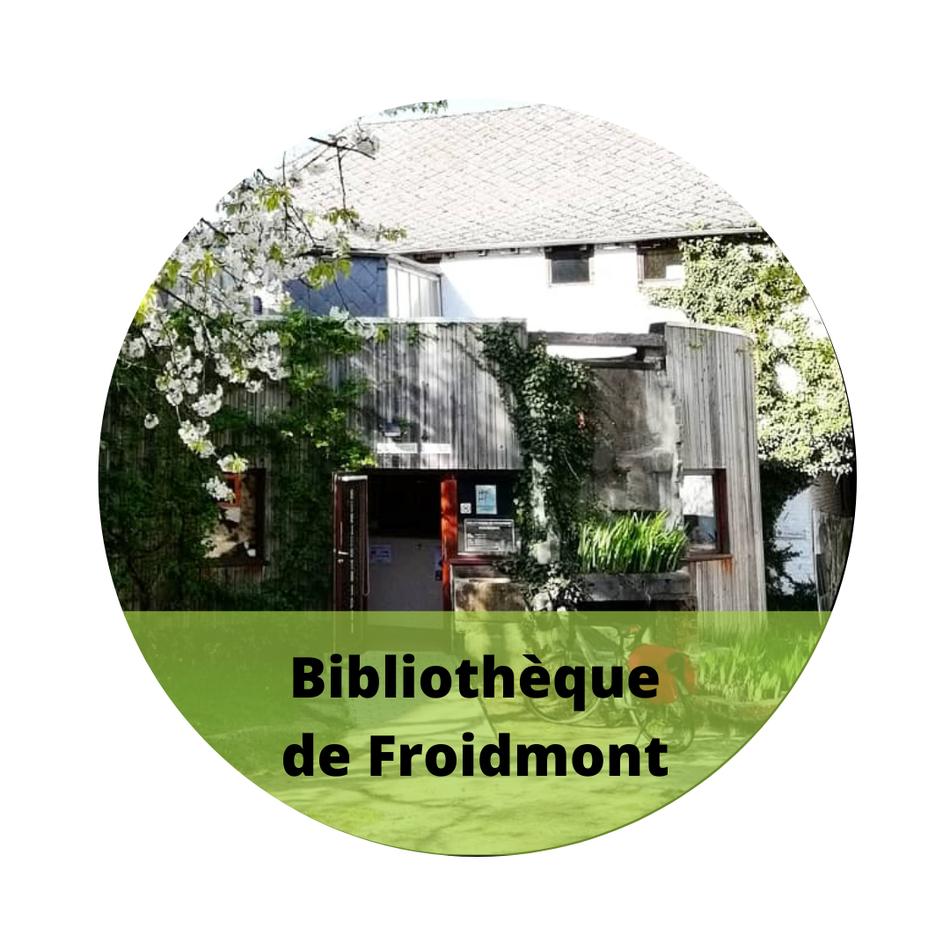 Bibliothèque de Froidmont
