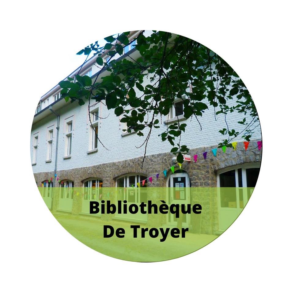 Bibliothèque De Troyer
