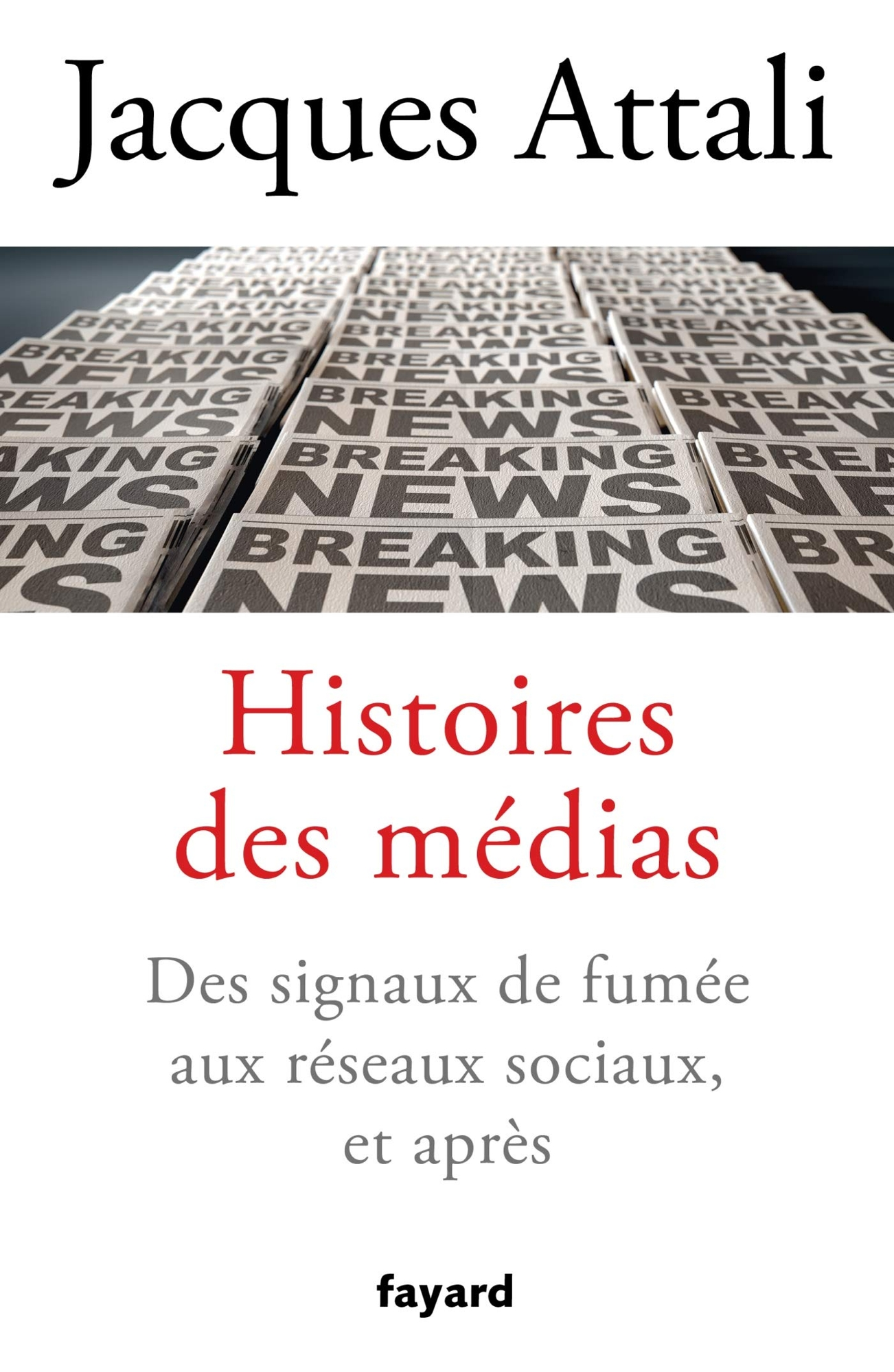 Histoires des médias : des signaux de fumée aux réseaux sociaux et après