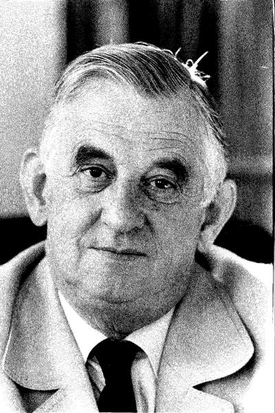 Portrait de François De Troyer