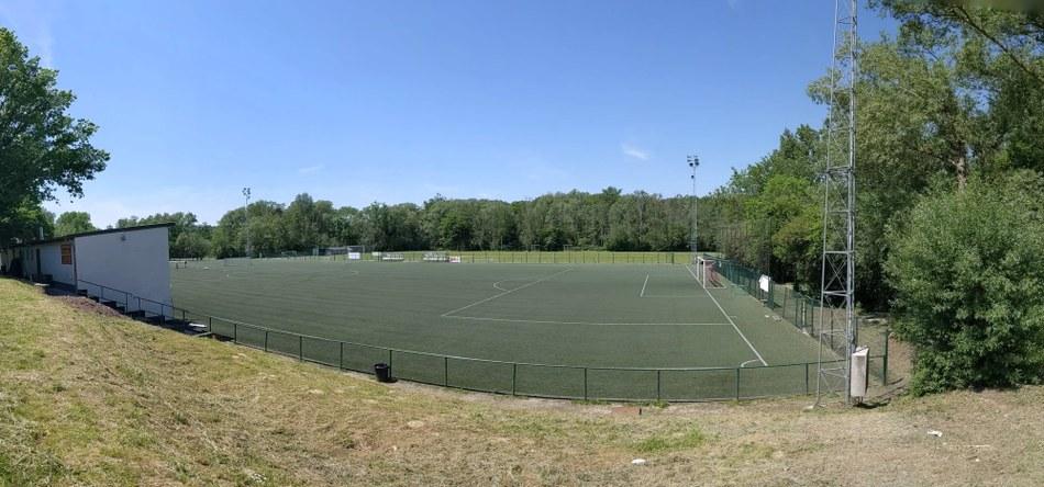 Terrain de foot Rosières