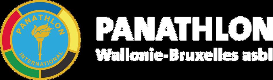 Panathlon Logo WB transpa blanc