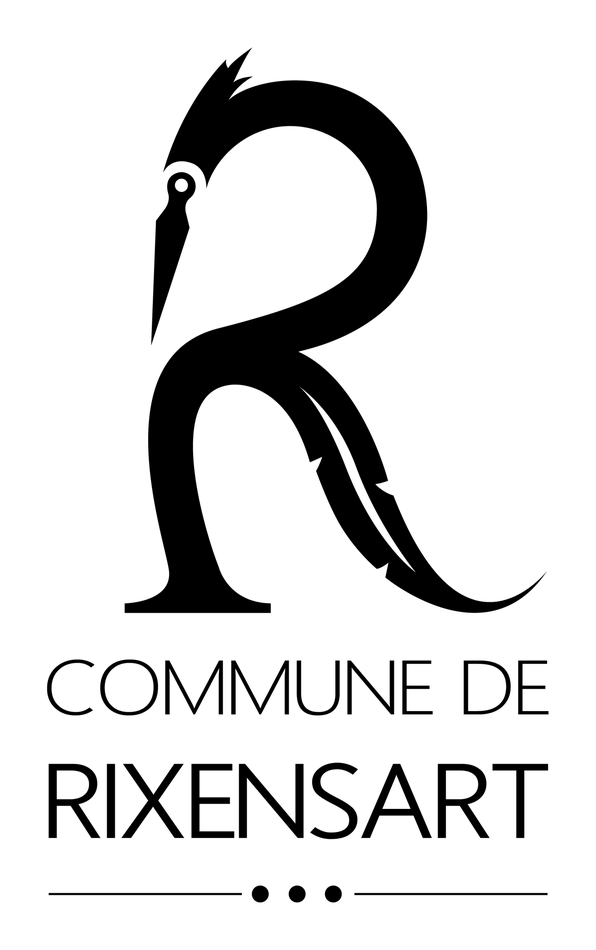 LOGO COMMUNE DE RIXENSART NOIR 01